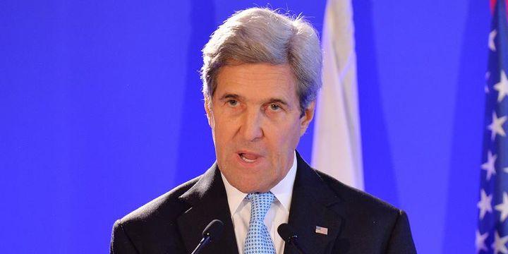 ABD/Kerry: İki devletli çözüm barış için tek yol