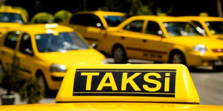 Taksilerde en kısa mesafe 8.75 lira oluyor