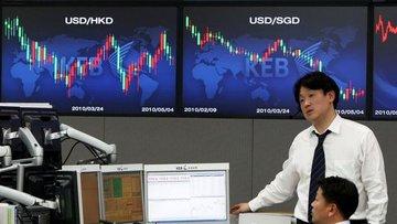 Asya hisseleri güçlü yen ile geriledi