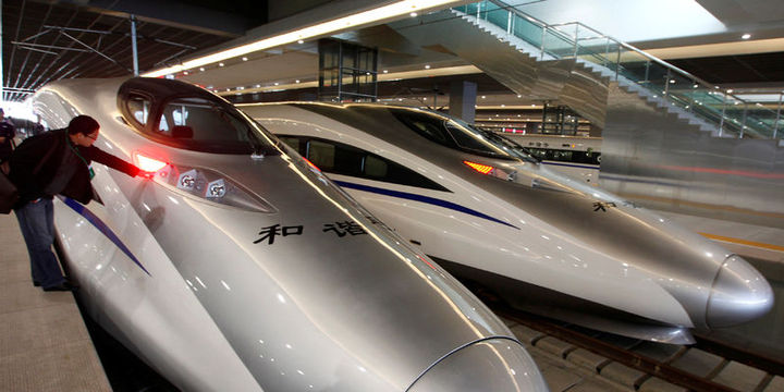 Çin'den ulaştırmaya 500 milyar dolarlık yatırım