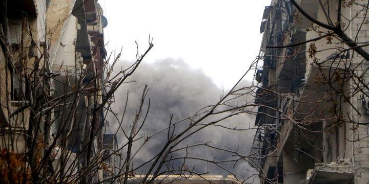Dışişleri: Suriye