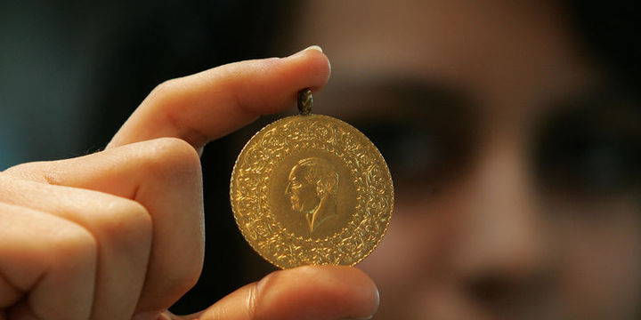 Altının gramı yılın ilk haftasına yükselişle başladı