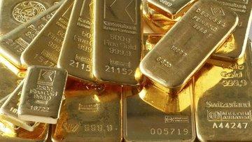 Aralık ayında 1.6 milyar dolarlık altın ithal edildi