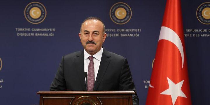 Dışişleri Bakanı Çavuşoğlu ABD