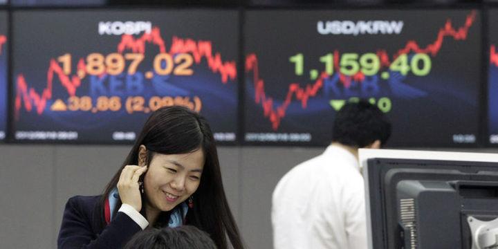 """Asya hisseleri """"büyüme"""" iyimserliği ile yükseldi"""