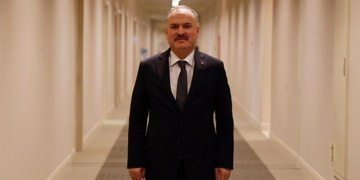 Gedikli, Erdoğan