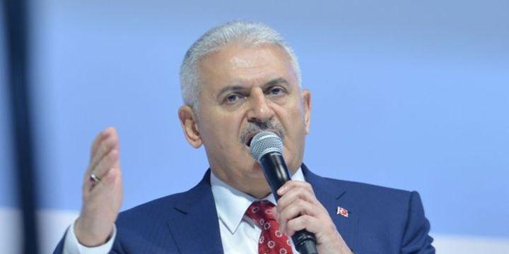Yıldırım: Türkmenler Irak ile aramızdakli kardeşlik bağıdır