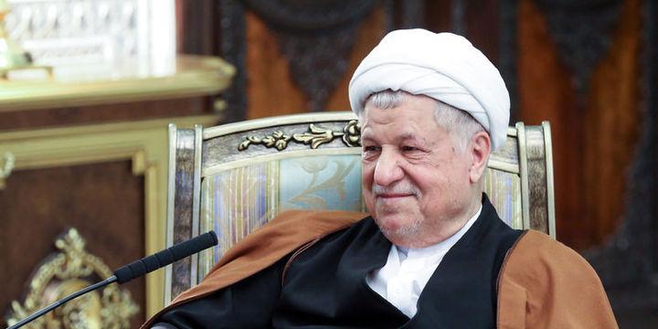 Eski İran Cumhurbaşkanı Rafsancani hayatını kaybetti