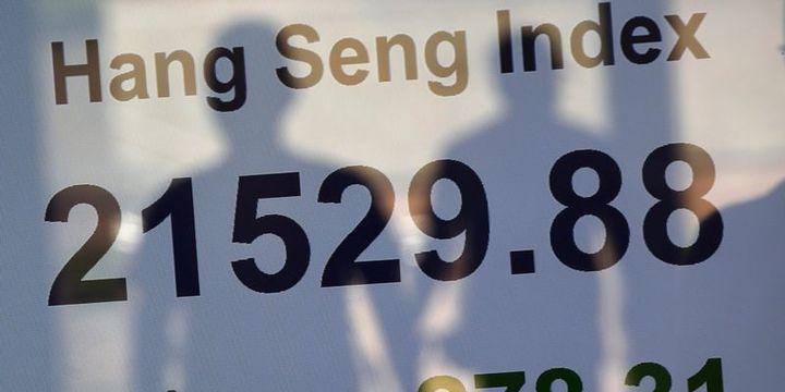 Hong Kong hisseleri 1 ayın zirvesinde tutundu
