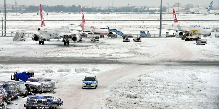 THY 277 iç hat uçuşunu iptal etti