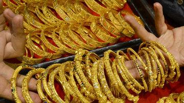 Altının gram fiyatı 148,9 lira ile tarihi zirvesini gördü
