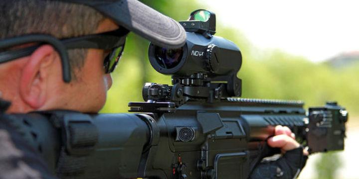 Milli tüfek MPT-76 teslim edildi