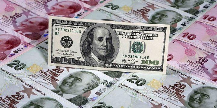 Dolar/TL rekor tazelemesinin ardından geriledi