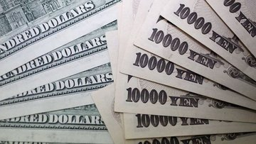 """Dolar """"Trump"""" sonrası yen karşısında 115'in altında seyre..."""