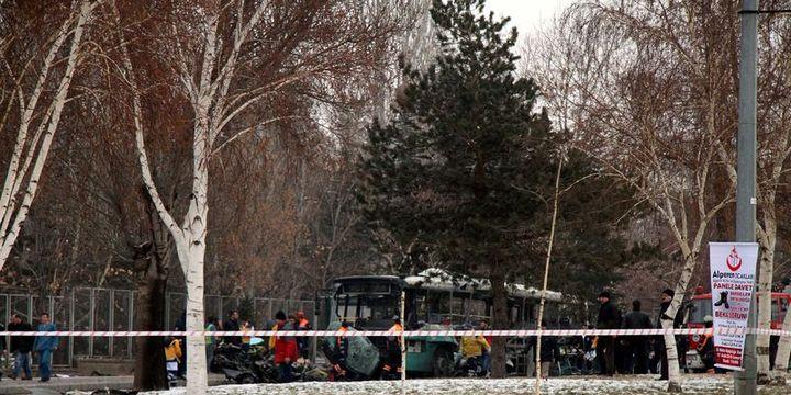 Kayseri saldırısıyla ilgili 4 asker gözaltına alındı
