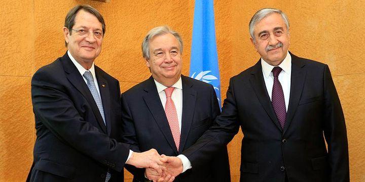 Guterres: Kalıcı ve sürdürülebilir bir çözüm amaçlıyoruz