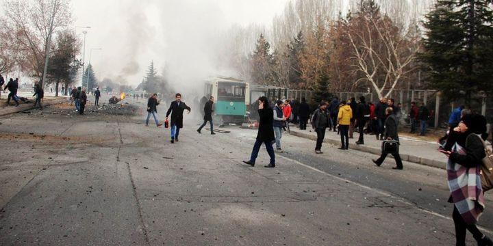 Kayseri saldırısıyla ilgili 5 asker tutuklandı