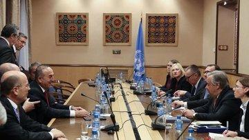 """BM'den """"Kıbrıs Konferansı"""" açıklaması"""