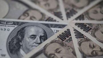 """Dolar yen karşısında """"al"""" tavsiyesi ile yükseldi"""
