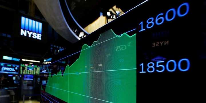 ABD hisseleri bankalarla yükseldi