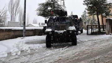 Bitlis'te terör operasyonu: 2 şehit