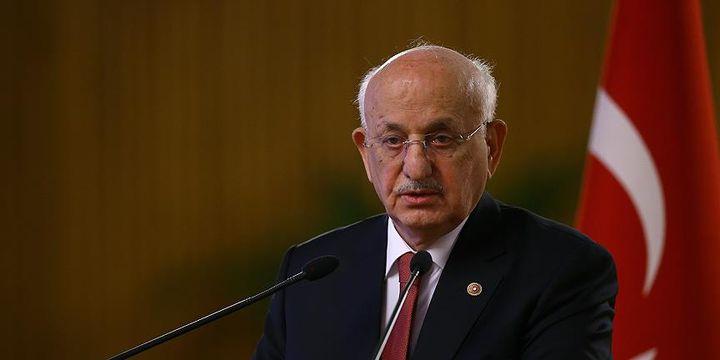 TBMM Başkanı Kahraman