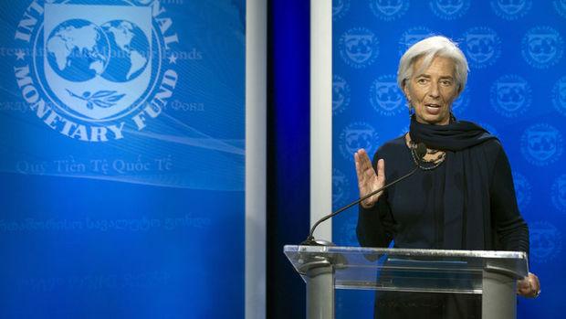 IMF 2017 küresel büyüme tahminini korudu