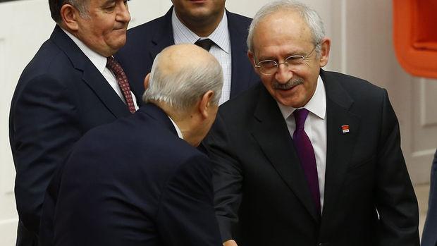 Kılıçdaroğlu, Bahçeli'den randevu istedi