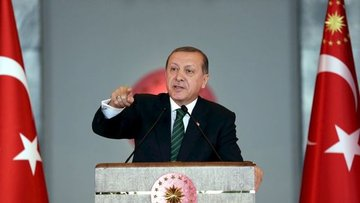 Erdoğan: Kurdaki artışın sebebi ekonomiyi yavaşlatma çabası