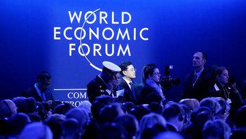 47. Dünya Ekonomik Forumu Davos'ta başladı