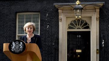 May: AB ile gümrük birliği için yeni bir anlaşma istiyoruz