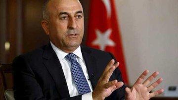 Çavuşoğlu: ABD'nin Astana'daki görüşmeye katılması konusu...