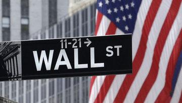 ABD hisseleri finans şirketleri öncülüğünde düştü