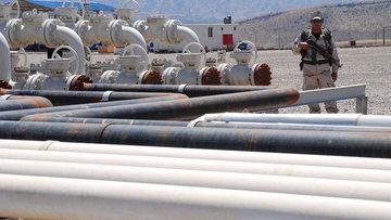 Türkiye'nin talebi üzerine Kerkük'ten petrol akışı durdur...