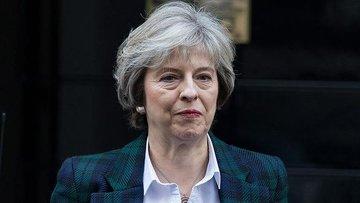 May: İngiltere küresel ticarette dünya lideri olacak