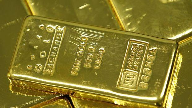 """Altın """"Trump"""" öncesi 1,200 doların üzerinde tutundu"""