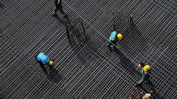 İnşaat malzemeleri sanayi endeksi 2016'da geriledi