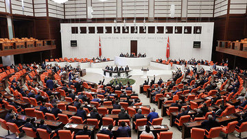 Anayasa teklifinin 12. maddesi kabul edildi