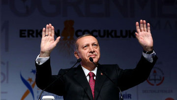 Erdoğan: Milletim referandumda nihai kararı verecek