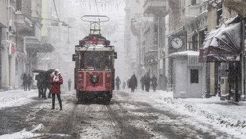 Meteoroloji ve AKOM kar yağışı için uyardı