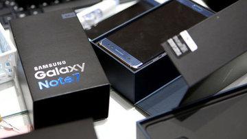 Samsung Note 7'deki arızanın nedenini açıkladı