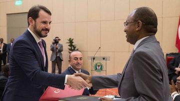 Türkiye ile Tanzanya işbirliğine gidiyor