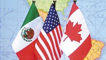 Meksika ve Kanada liderleri NAFTA'yı görüştü