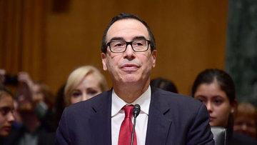 Mnuchin: Aşırı değerli dolar ABD ekonomisi için zararlı
