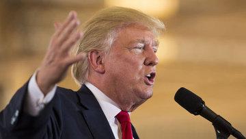 Trump ticari işletmelerinden 19 Ocak'ta istifa etmiş