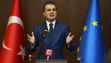 Çelik: AKPM'nin aldığı kararlar Türkiye'ye hiçbir zarar v...