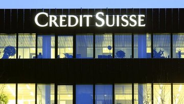 Credit Suisse 3 aylık dolar/TL tahminini 4.00'dan 3.80'e ...