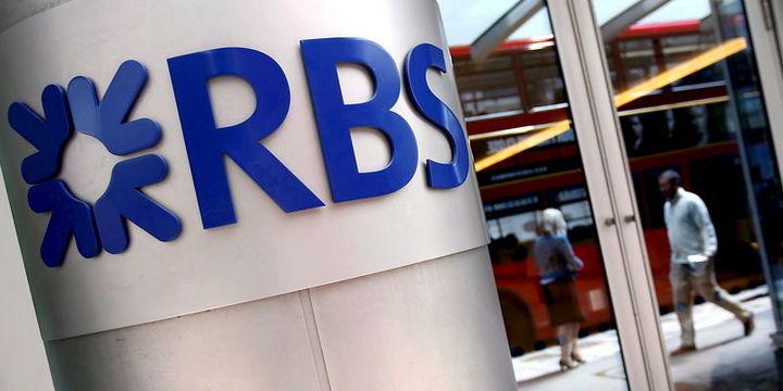 İngiliz bankası RBS'e evrakta tahrifat suçlaması