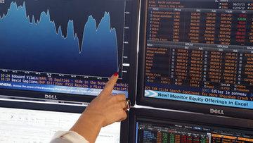 Küresel piyasalarda hisse senetleri gerilerken güvenli va...