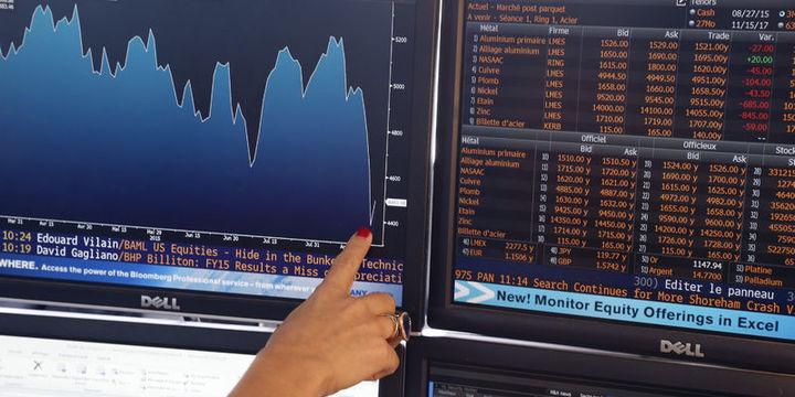 Küresel piyasalarda hisse senetleri gerilerken güvenli varlıklar yükseldi